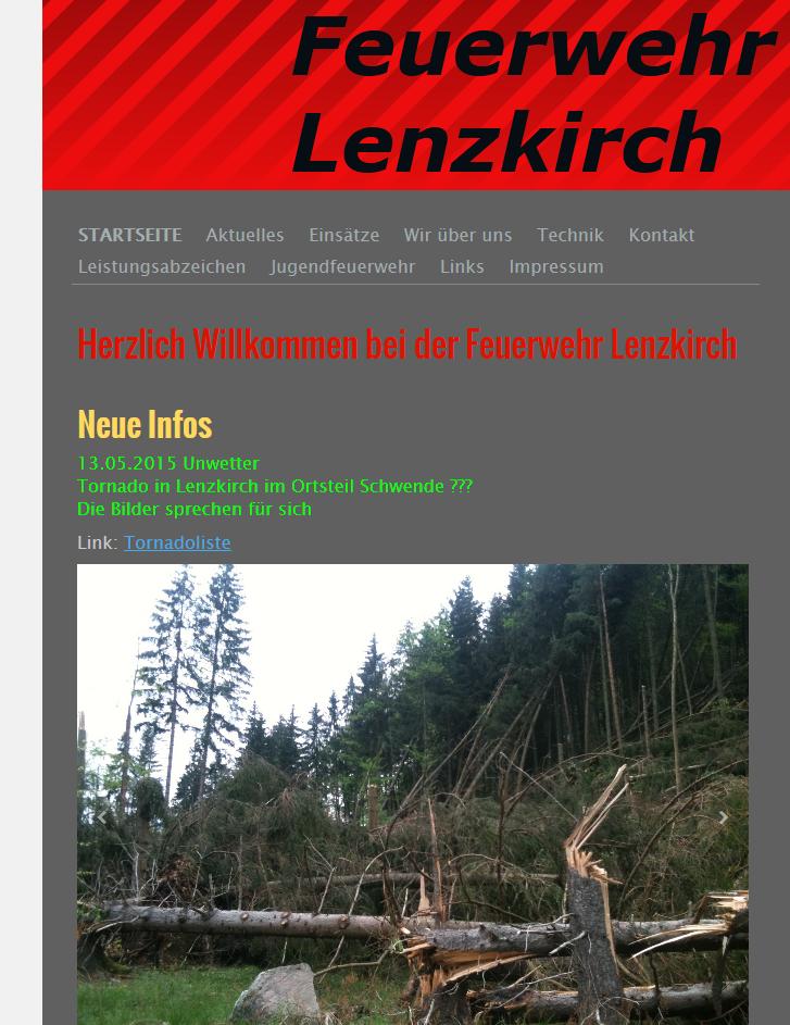 Feuerwehr Lenzkirch_13.05.2015