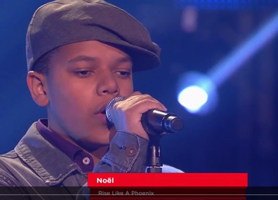 The voice Kids_Noel